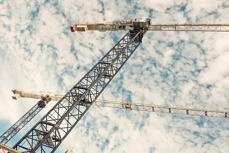 The latest version of tower crane safety regulations (GB 5144-94)