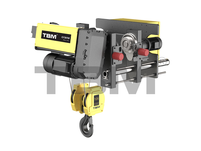 Low-headroom Electric Wire Rope Hoist